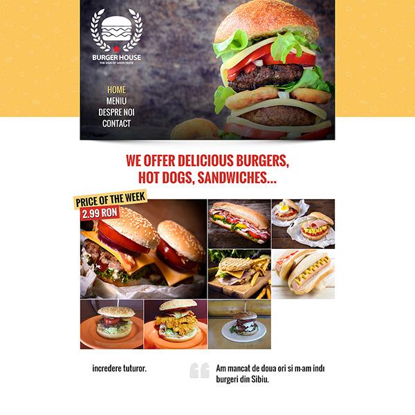 Burger House Sibiu